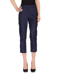 Salvatore Ferragamo Trousers Casual Trousers Women Dark Blue