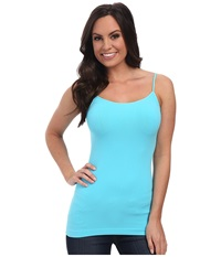 Scully Honey Creek Kayla Cami Blue Women's Sleeveless