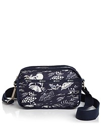 Le Sport Sac Lesportsac Camera Bag Crossbody Hawaiian Getaway Blue