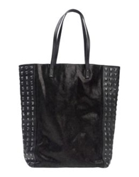 Lola Cruz Handbags Black
