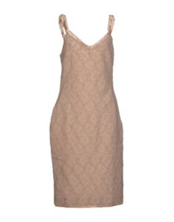 Ermanno Scervino Lingerie Nightgowns Beige