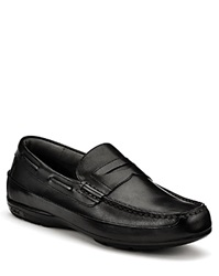 Sperry Gold Capetown Penny Loafers Black