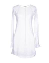 By Zoe Sweaters White