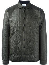 Libertine Libertine 'Source' Shirt Jacket Green