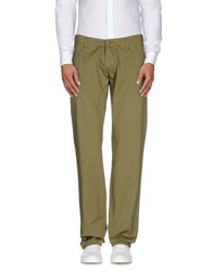 Etro Trousers Casual Trousers Men Military Green