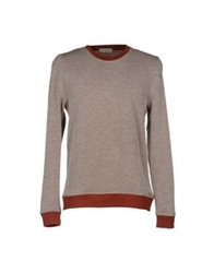 Oliver Spencer Sweatshirts Brown