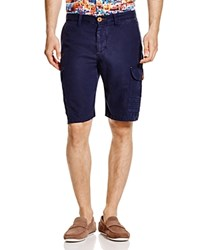Robert Graham Mccallister Cargo Shorts Navy