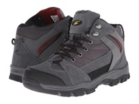Deer Stags Anchor Grey Men's Shoes Gray
