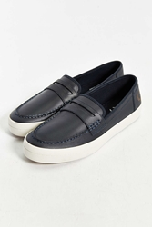 Fred Perry Whitmore Leather Loafer Navy