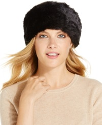 Inc International Concepts Faux Fur Headband Only At Macy's