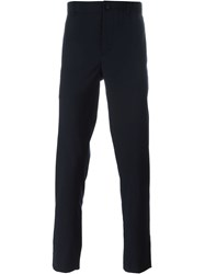 Stephan Schneider 'Cross' Trousers Blue