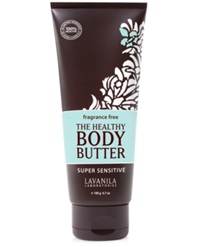 Lavanila Super Sensitive Fragrance Free Body Butter 6.7 Oz
