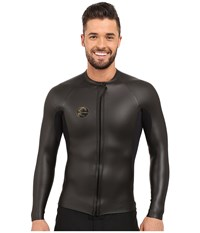 O'neill O'riginal Gbs 2Mm Front Zip Jacket Black Black Men's Swimwear