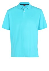 S.Oliver Polo Shirt Crystal Blue