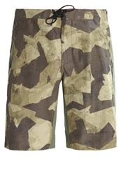 Reebok Super Nasty Tactical Sports Shorts Hunter Green