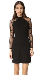 Bb Dakota Wells Lace Dress Black