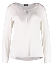 Gerry Weber Long Sleeved Top Perlmutt Off White
