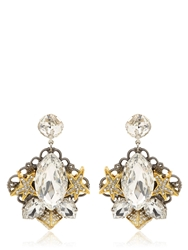Assad Mounser Segin Earrings Gold