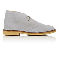 Barneys New York Men's Desert Boots Grey