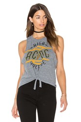 Chaser Acdc High Voltage Tank Gray