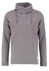 Tom Tailor Denim Basic Fit Sweatshirt Somber Grey