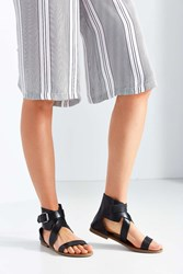 Urban Outfitters Tall Morgan Sandal Black