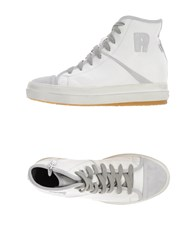 Ruco Line Footwear High Tops And Trainers Women White