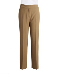 Nipon Boutique Slim Fit Dress Pants Camel