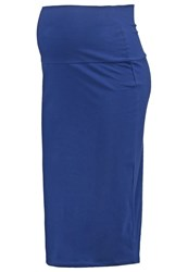Zalando Essentials Maternity Mezzo Pencil Skirt Dark Blue