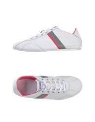 Bikkembergs Low Tops And Trainers White