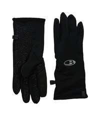 Icebreaker Quantum Gloves Black Dress Gloves