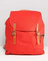 Royal Republiq Legioner Mine Backpack In Red Red