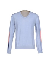 Szen Sweaters Sky Blue
