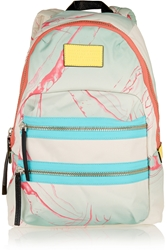 Marc By Marc Jacobs Domo Arigato Packrat Printed Canvas Backpack