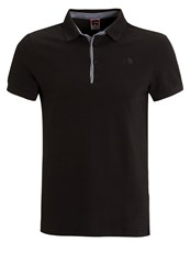 The North Face Premium Polo Shirt Black