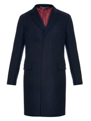 Gucci Double Faced Wool Coat