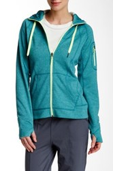 Free Country Out And About Performance Fleece Green