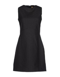 Ana Pires Short Dresses Black
