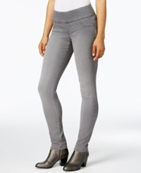 Styleandco. Style Co. Curvy Fit Pull On Jeggings Only At Macy's Whisper Grey
