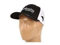 Pfg Mesh Ball Cap Black Columbia Grey Caps