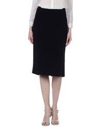 Carlo Pignatelli Skirts 3 4 Length Skirts Women Black
