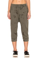 Stateside Burnout Sweatpant Olive