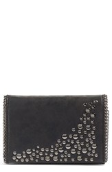 Chelsea 28 Chelsea28 Studded Faux Leather Clutch