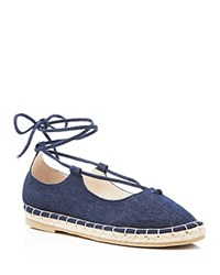 Catherine Malandrino Lace Up Espadrille Flats Compare At 71 Denim