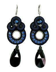 Dori Csengeri Jewellery Earrings Women Black