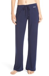 Naked Women's Stretch Micromodal Lounge Pants Peacoat
