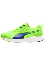 Puma Ignite Xt Sports Shoes Green Gecko Surf The Web