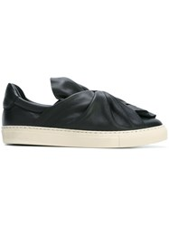Ports 1961 Oversized Knot Sneakers Black