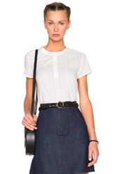 A.P.C. Philippine Blouse In White