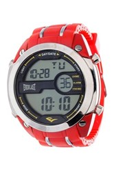 Everlast Unisex Multi Functional Digital Fashion Watch Orange